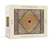 Mosaic Mind Bender 500-Piece Puzzle: An Ancient Roman Mosaic Jigsaw Puzzle & Mini-Poster