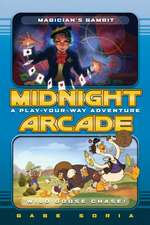 Magician's Gambit/Wild Goose Chase!: A Play-Your-Way Adventure