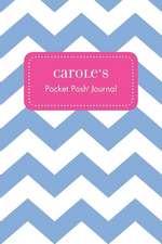 Carole's Pocket Posh Journal, Chevron