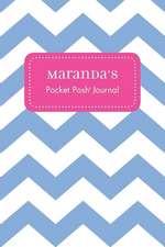 Maranda's Pocket Posh Journal, Chevron