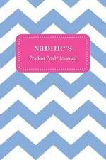 Nadine's Pocket Posh Journal, Chevron