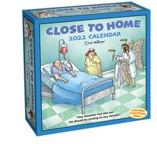Close to Home 2022 Day-to-Day Calendar