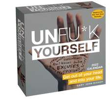 Unfu*k Yourself 2022 Day-to-Day Calendar