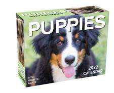 Puppies 2022 Mini Day-to-Day Calendar