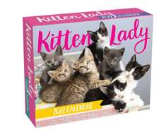 Kitten Lady 2022 Day-to-Day Calendar