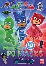 Meet the Pj Masks!