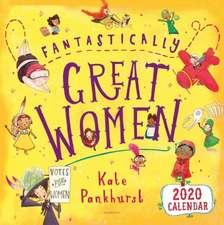 Fantastically Great Women 2020 Calendar