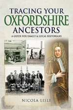 Tracing Your Oxfordshire Ancestors