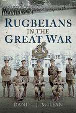Rugbeians in the Great War