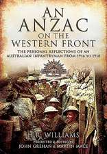 ANZAC ON THE WESTERN FRONT