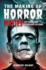 MAKING OF HORROR MOVIES
