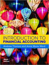 Introduction to Financial Accounting, 9e