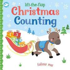 Christmas Counting: Lift-The-Flap