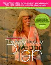 BODY RESCUE VEGAN PLAN