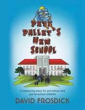 Pete Pallet's New School
