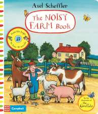 Scheffler, A: Axel Scheffler The Noisy Farm Book