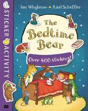 Bedtime Bear Sticker Book