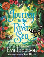 Journey to the River Sea: Illustrated Edition