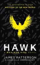 Patterson, J: Hawk: A Maximum Ride Novel