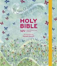 NIV Bible for Journalling and Verse-Mapping 2