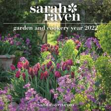 SARAH RAVEN SQUARE WALL CALENDAR 2022