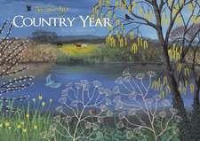 JO GRUNDY COUNTRY YEAR A4 CALENDAR 2022