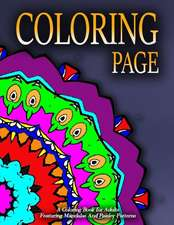 Coloring Page, Volume 2