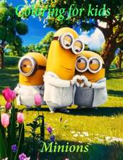 Coloring for Kids Minions