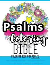 Psalms Coloring Book