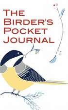 The Birder's Pocket Journal