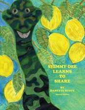 Shimmy-Dee Learns to Share Special Edition