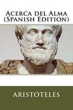 Acerca del Alma (Spanish Edition)