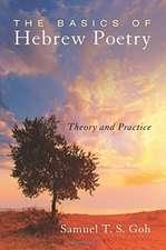 The Basics of Hebrew Poetry