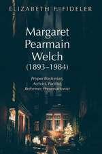 Margaret Pearmain Welch (1893-1984)