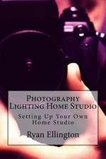 Photography Lighting Home Studio