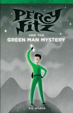 Percy Fitz and the Green Man Mystery