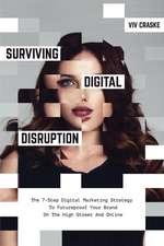 Surviving Digital Disruption