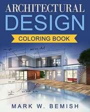 Architectural Design Coloring Book