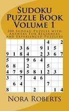 Sudoku Puzzle Book Volume 1