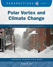 2014 Polar Vortex and Climate Change