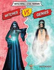 Witches vs. Genies