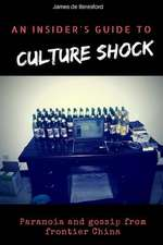 An Insider's Guide to Culture Shock