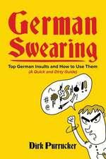 German Swearing