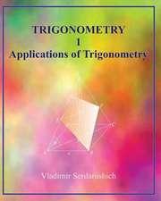 Trigonometry 1 Applications of Trigonometry