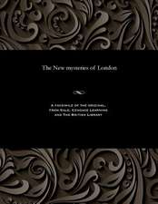 The New Mysteries of London