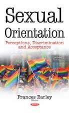 Sexual Orientation: Perceptions, Discrimination & Acceptance