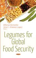 Legumes for Global Food Security