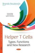 Helper T Cells: Types, Functions and New Research