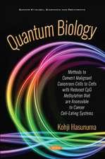 Hasunuma, K: Quantum Biology