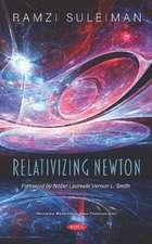 Suleiman, R: Relativizing Newton